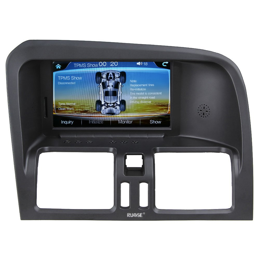 Rupse Upgraded Car DVD Player For 2008 2009 2010 2011 Volvo