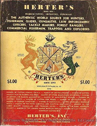 1970 Herter's Inc Wholesale Catalog No. 80 (No. 80)