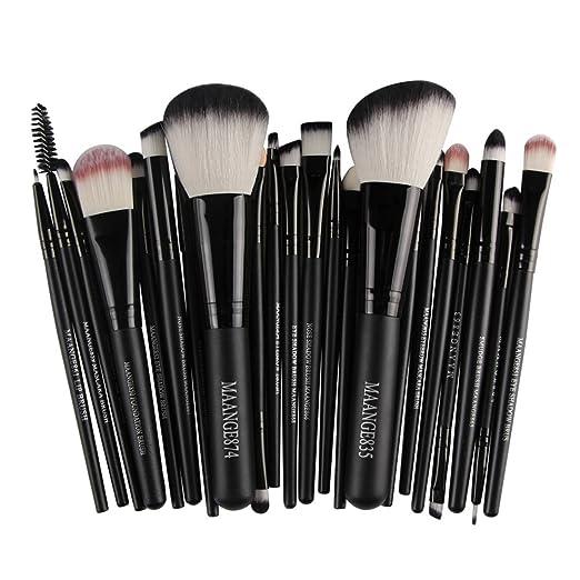 Froomer Make Brushes 22 pcs/set Makeup Brush Set Tools for Women Ladies Girls