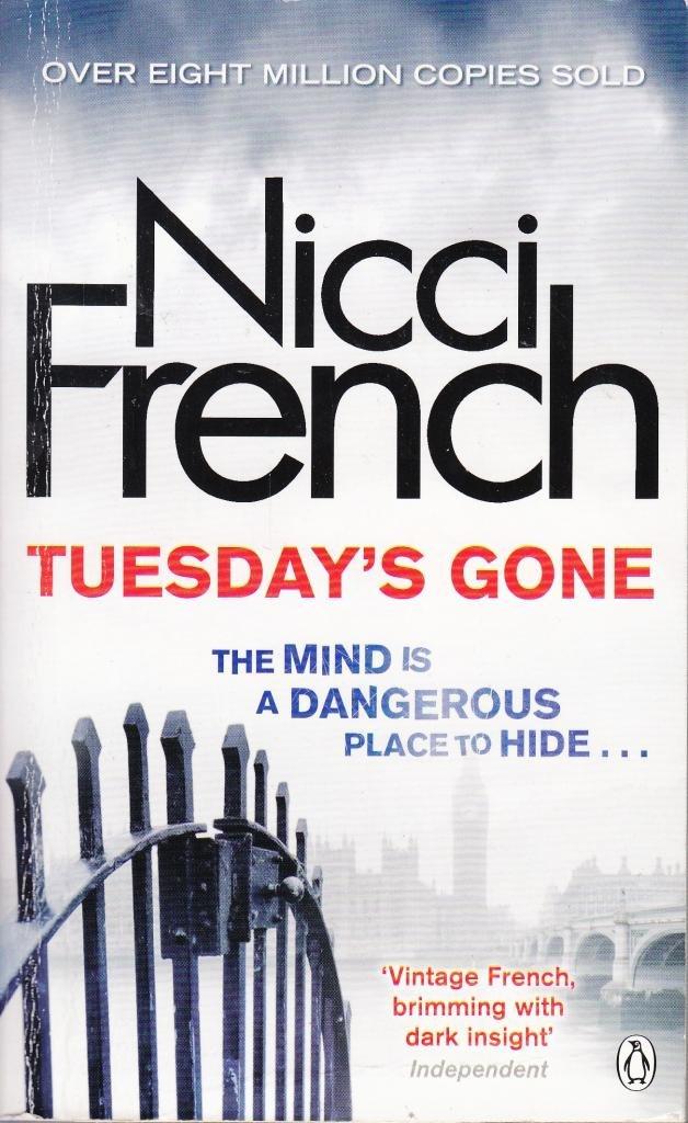 Tuesday's Gone A Frieda Klein Novel Reader Reviews