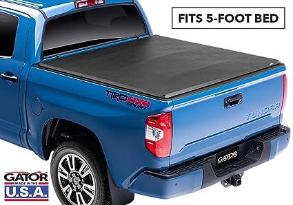 a4ca90696bb Amazon.com  Gator ETX Soft Tri-Fold Truck Bed Tonneau Cover