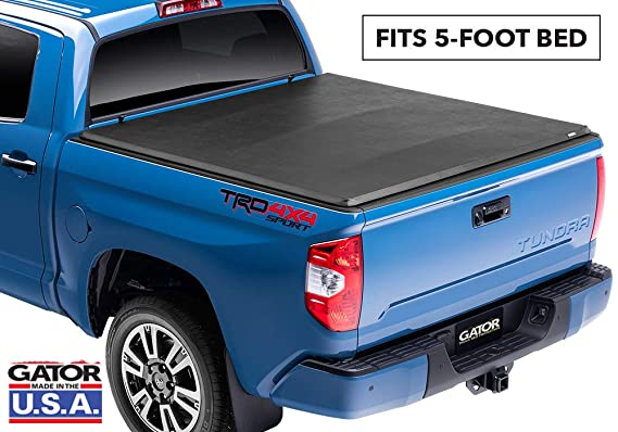 1. Gator ETX Soft Tri-Fold Truck Bed Tonneau Cover