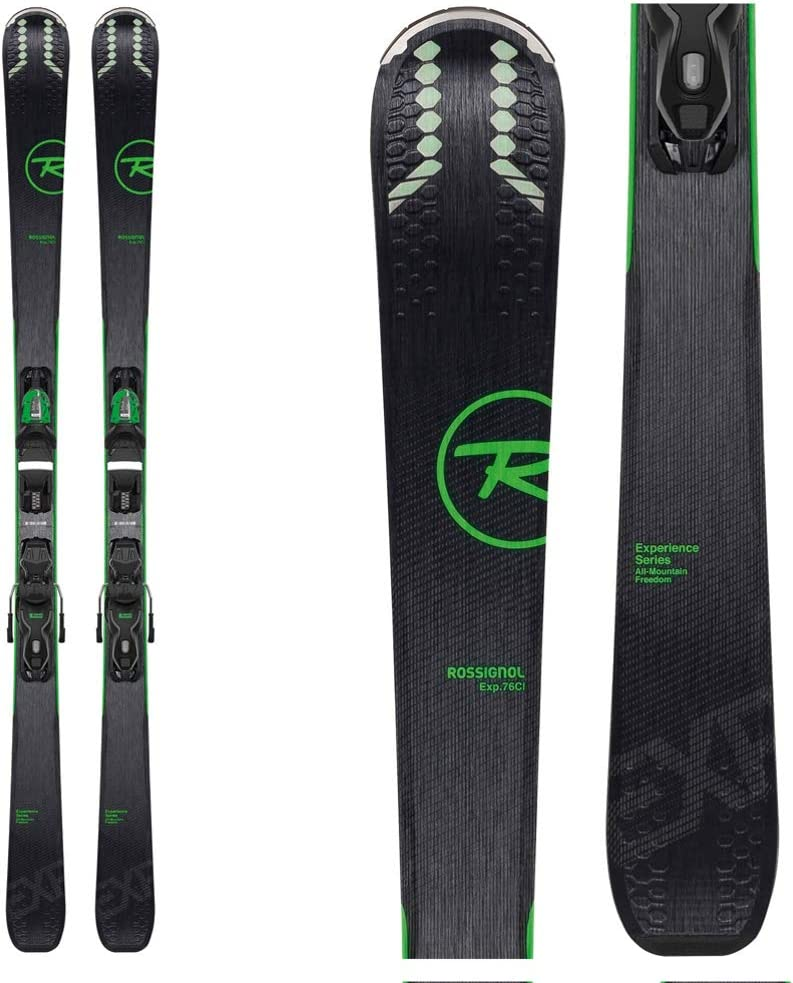 Rossignol Experience 76 Ci Skis + Xpress 10 Bindings Men's - 2020 (154 cm)