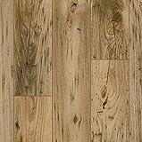 Armstrong L6604 Rustics Premium Laminate Flooring, Reclaimed American Chestnut/Aged Chestnut