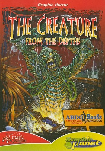 Download The Creature from the Depths (Graphic Horror) PDF
