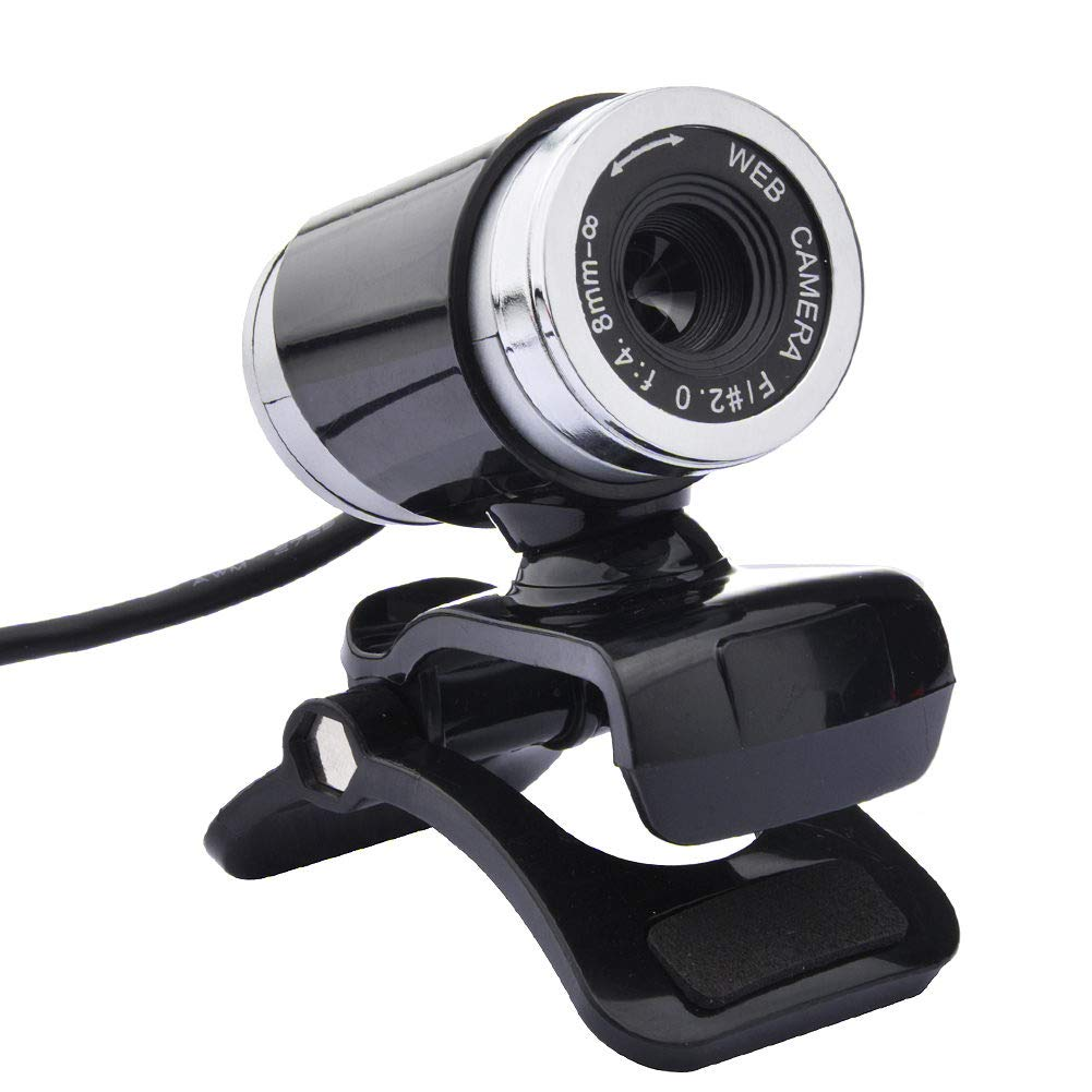 360 Degree Usb 12 Megapixel Hd Web Camera With Microphone To The Computer Webcam With Mic For Desktop Laptop Notebook Amazon Co Uk Business Industry Science