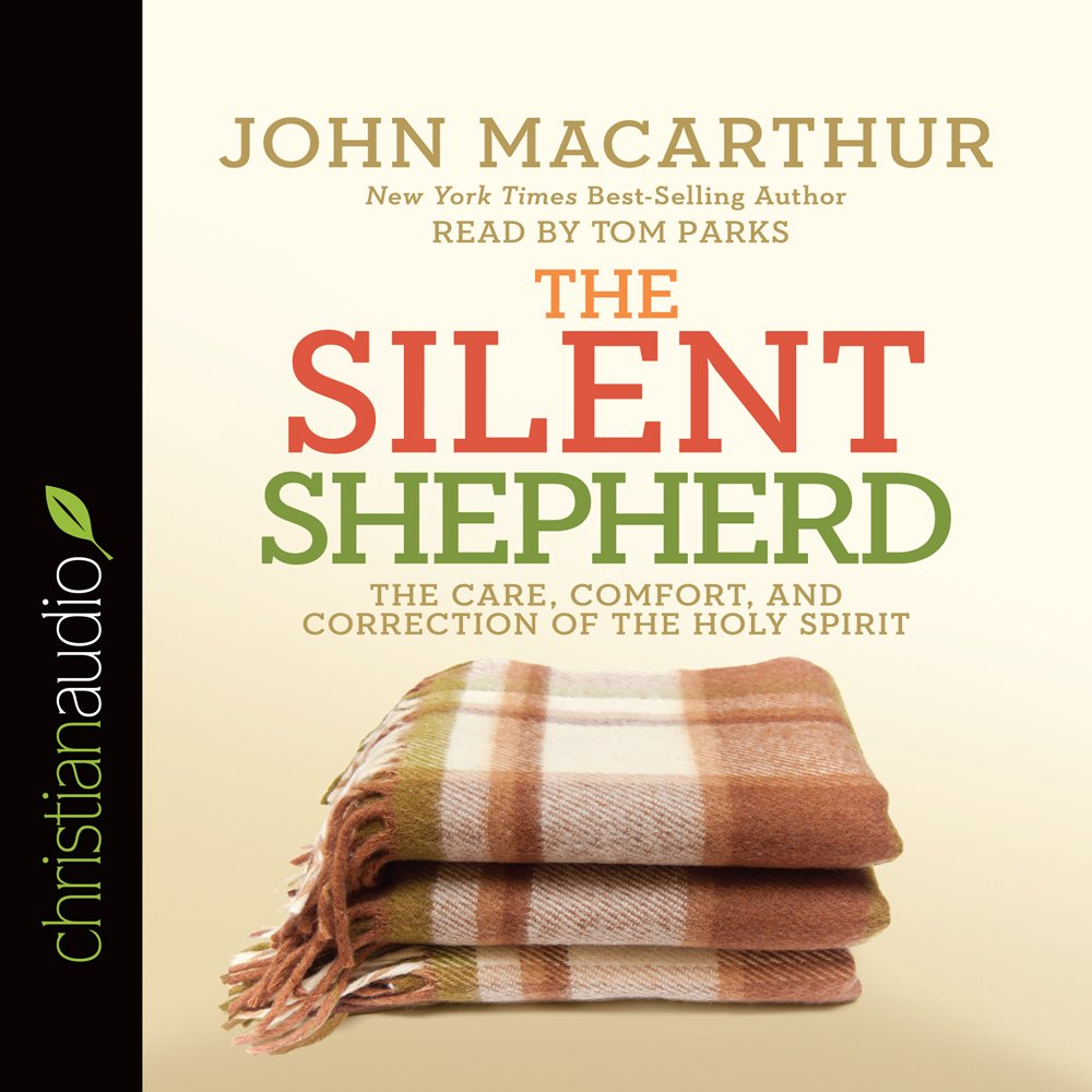 The Silent Shepherd: The Care, Comfort, and Correction of the Holy Spirit PDF