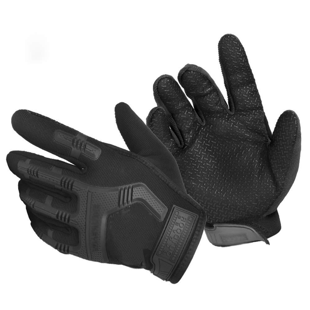 Lyq&ydst Handschuhe, Bergsteigen & Ski & Fitness Anti-Rutsch-Warm-Reithandschuh, Breathable Dämpfende Sporthandschuh (männlich Und Weiblich)