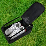Outdoor Golf Shoes Bags Travel Shoes Bags Zippered Sport Shoes Bag