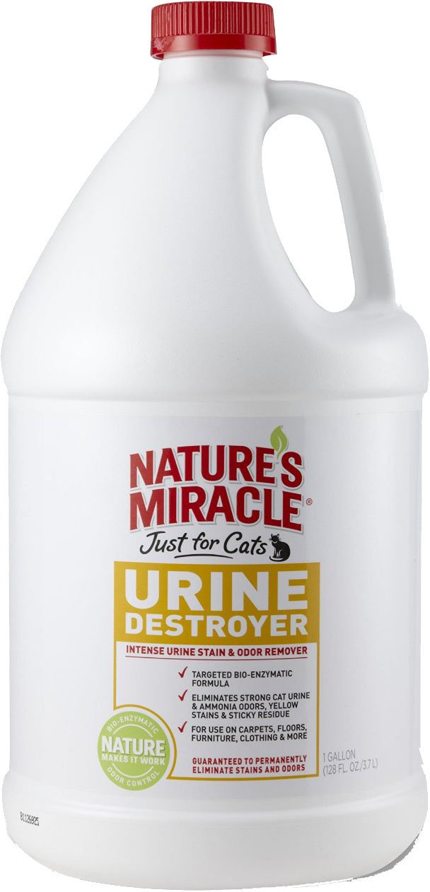 Nature S Miracle Just For Cats Urine Destroyer Formula