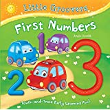 First Numbers: Touch-and-Trace Early Learning Fun! (Little Groovers)
