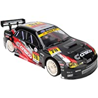 Zyyini RC Drift Racing Car, Durable 2.4G Control