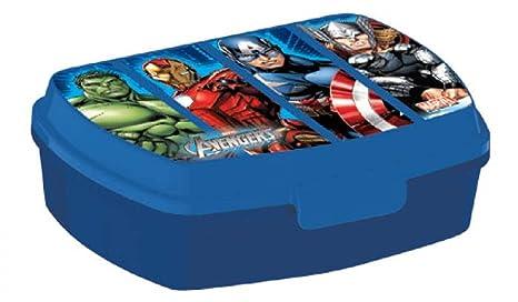timeless design cfa01 a4c81 Stor ST96069 - Scatola Box Portamerenda Avengers