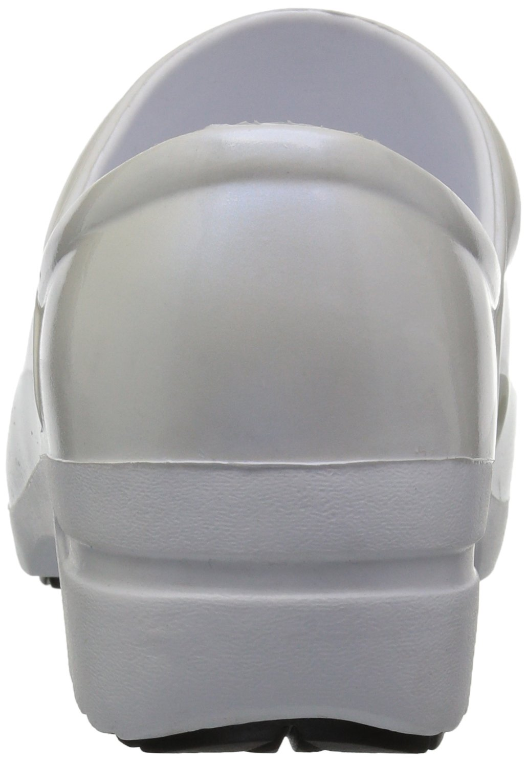 Anywear Women's Srangel Medical Professional Shoe, White Pearlized, White, 8 Medium US by Anywear (Image #2)