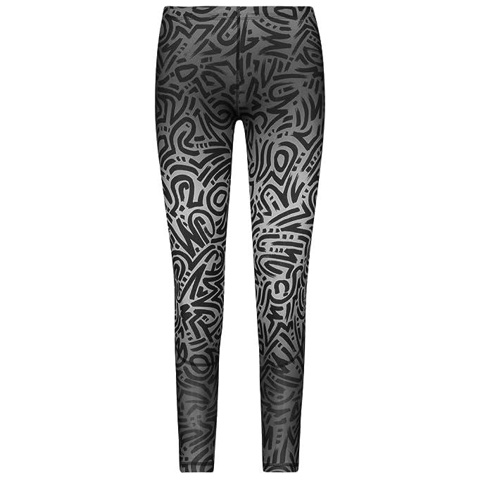 Amazon.com: Reebok Womens Ombre Running Essentials Leggings ...