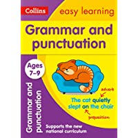 Grammar and Punctuation Ages 7-9: Prepare for School with Easy Home Learning