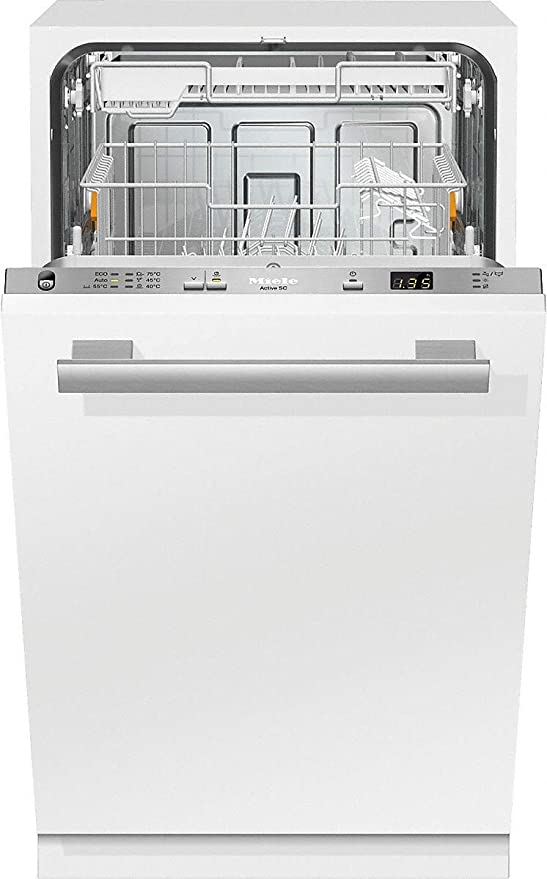 Miele G 4680 SCVI Lavavajillas: Amazon.es: Grandes electrodomésticos