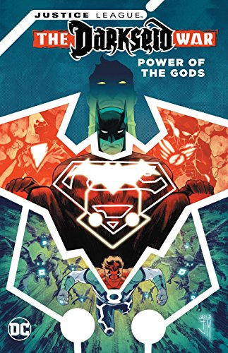 Justice League: Darkseid War - Power of the Gods by imusti