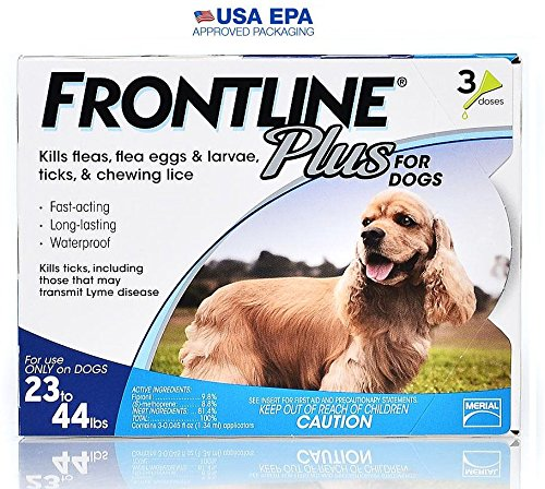 (Frontline Plus Medium Dog)