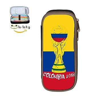 amazon コロンビアロシアworld cup soccer 2018ペンケース homecube