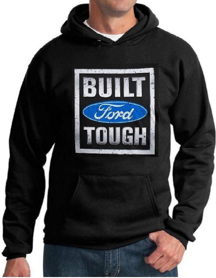 Ford - Built Tough Stamp T-Shirt Hoodie Sweatshirts