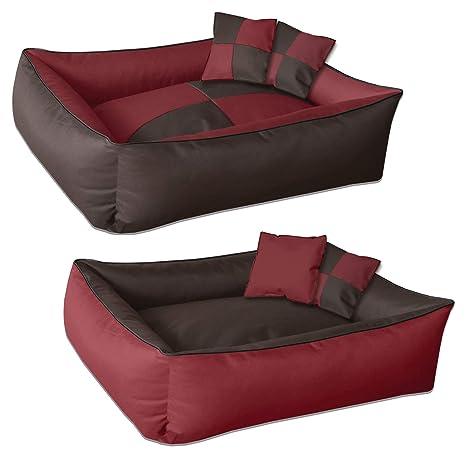 BedDog 2 en 1 colchón para perro MAX QUATTRO XL aprox. 100x85 cm, 8