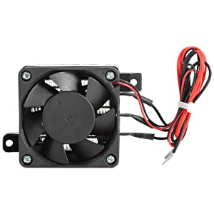 Constant Temperature PTC Electric Fan Heater for Car Small Space Heating Incubator(12V 150W)