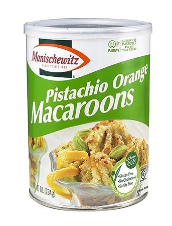 Image result for Pistachio Orange macaroons passover