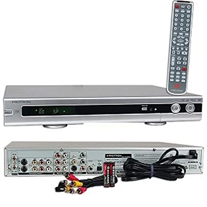 amazon com protron pd dvr100 dvd recorder multi region multi zone rh amazon com protron dvd player battery protron portable dvd player manual