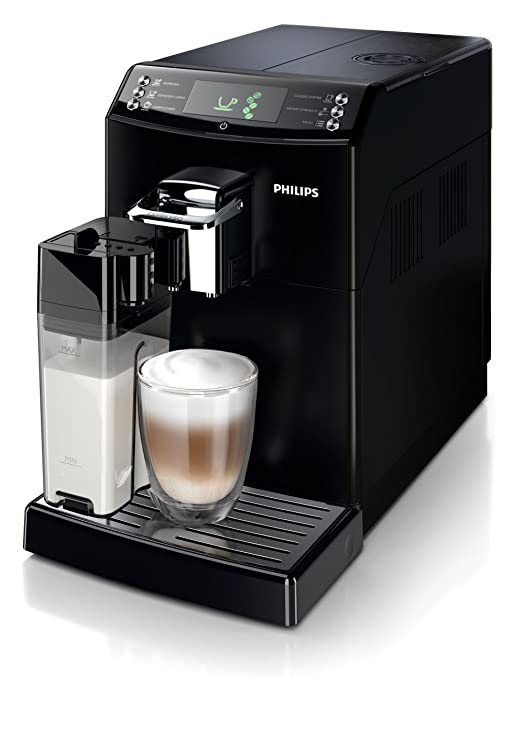 Philips 4000 series HD8848/09 - Cafetera (Independiente ...