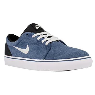 timeless design 455d1 514aa Chaussures Nike – Sb Satire Toile (Gs) New Slate BleuGris Base