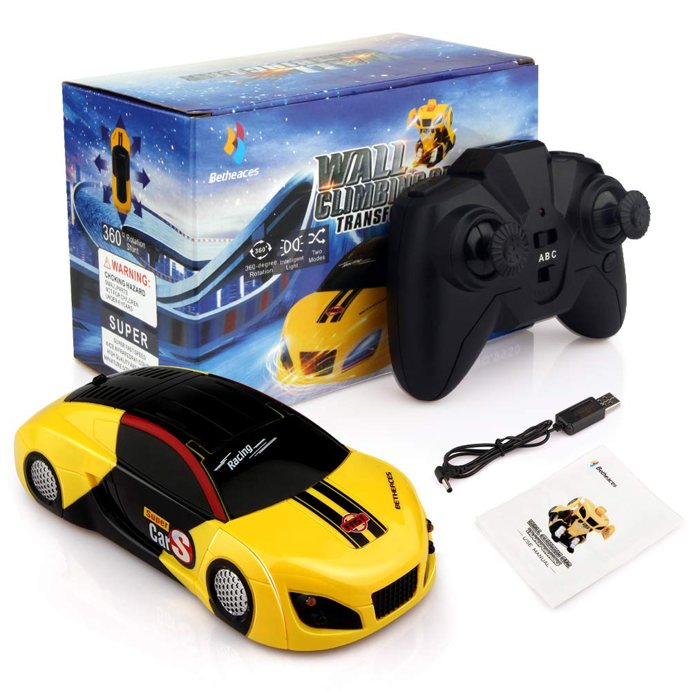 Baztoy Transformers Roboter Ferngesteuertes Auto Spielzeug RC Car Fernbedienung Autos