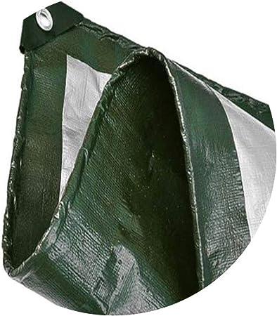 GZHENH-Lona De Protección Mueble De Jardín Larga Vida Útil Almohadilla De Humedad Protector Solar Durable Fácil De Limpiar Polietileno Lona Alquitranada Tamaño 21 (Color : Green, Size : 1.8x1.8m): Amazon.es: Hogar