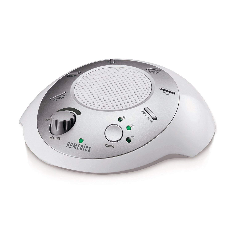 Amazon.com: HoMedics sonido Spa, máquina de sonido portátil ...
