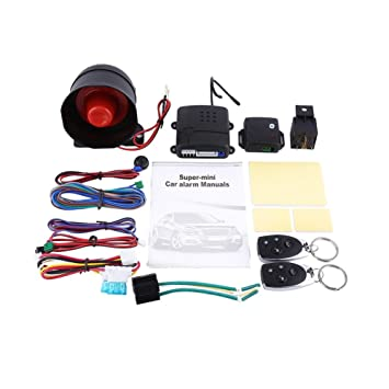 Cocoarm sistema de seguridad de auto vehículo alarma ...