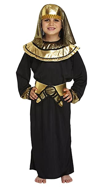 Amazon.com Rimi Hanger Boys Egyptian Pharaoh Costume Childrens Tutankhamun Book Week Fancy Dress Outfit 4-12 Years Clothing  sc 1 st  Amazon.com & Amazon.com: Rimi Hanger Boys Egyptian Pharaoh Costume Childrens ...