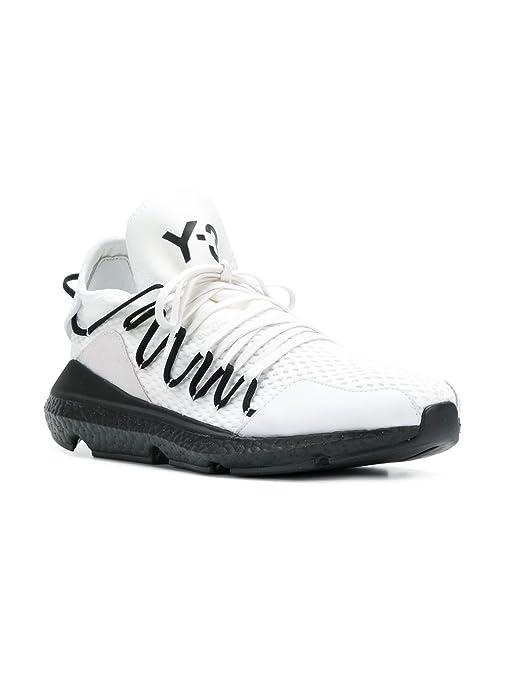 buy popular 8a10d 6f788 adidas Y-3 Yohji Yamamoto Sneakers Uomo AC7190 Tessuto Bianco  Amazon.it   Scarpe e borse