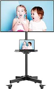 Carrito Móvil para TV para TV de Pantalla Plana LCD LED de 23-55 ...