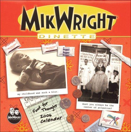 MikWright: 2006 Mini Wall Calendar by Ltd. MikWright