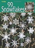 99 Snowflakes  (Leisure Arts #3013)