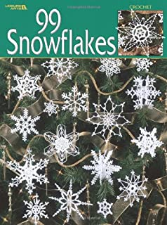 Zarte Schneeflocken Häkeln Ein Winterliches Schneegestöber Amazon