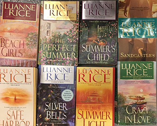 (Luanne Rice Novel Collection 8 Book Set)