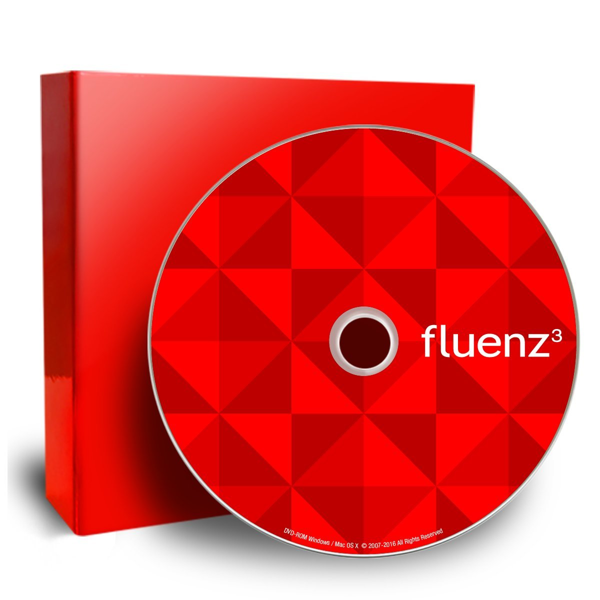 Fluenz Spanish (Spain) 1+2+3+4+5 for Mac, PC, iPhone, iPad & Android  Phones, Version 3