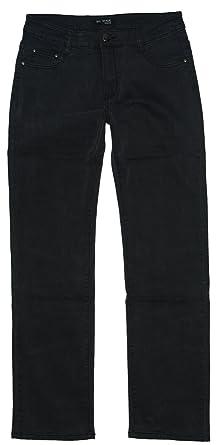00d7edd79e1a BigSpade Damen Stretch Jeans Hose gerades Bein B6718  Amazon.de  Bekleidung
