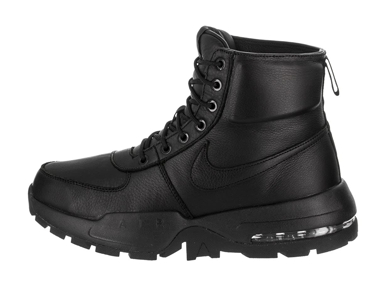 35308b72c3 Amazon.com | Nike Mens Air Max Goaterra 2. 0 ACG Boots Black/Black  916816-001 Size 9 | Fashion Sneakers