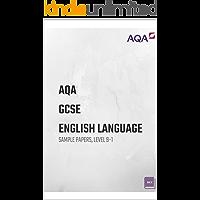 AQA GCSE English Language Sample Papers (Level 9-1): Paper 1 & Paper 2 (Fiction/Non Fiction)