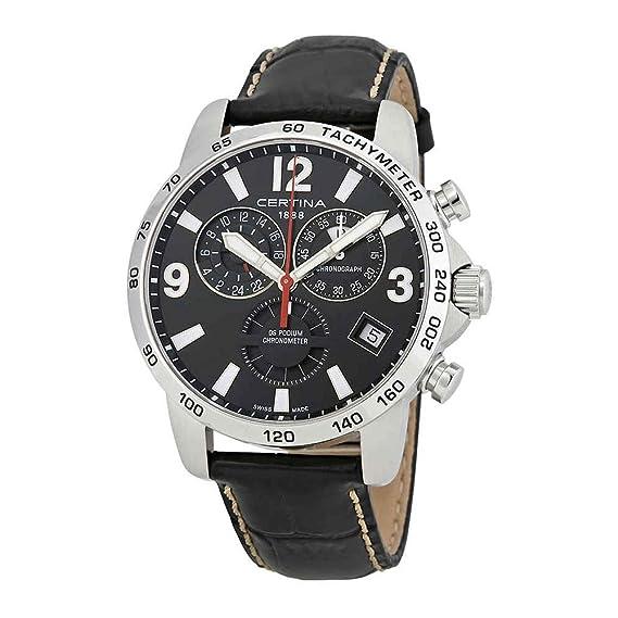 Certina DS Podium GMT Reloj de hombre cuarzo 42mm C034.654.16.057.00