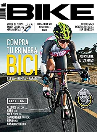 Bike México April 1, 2018 issue