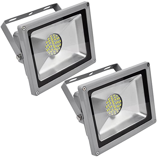 ALPHA DIMA PACK 2 Floodlight SMD LED Foco Proyector LED 30W ...