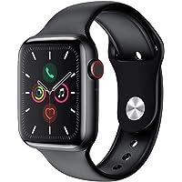 HOODLI's Smart Watch W26 - 1.75 inch Full Touch HD Screen - Fitness Watch - ECG Heart Rate Monitor Waterproof Bluetooth…